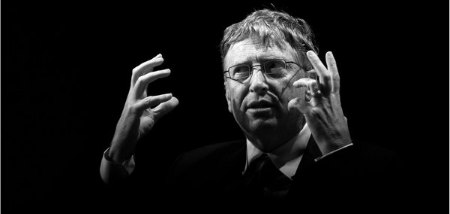 An entrepreneur like Bill Gates reads a lot of books