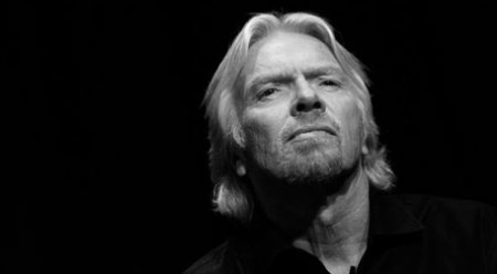 Richard Branson is an avid read of business books