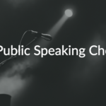 19 Things to Keep in Mind Before Speaking in Public