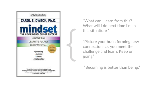 Mindset - Carol Deck's quotes