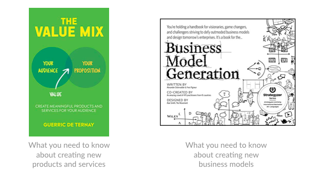 Best books about innovation