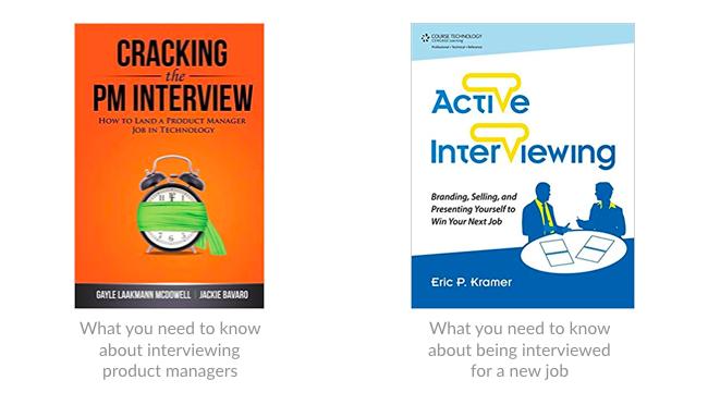 Best books about job interviews
