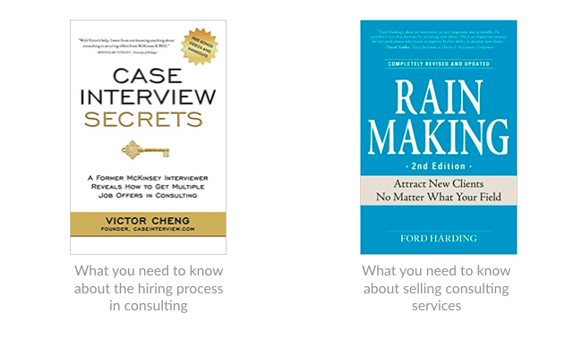 Best books about consulting