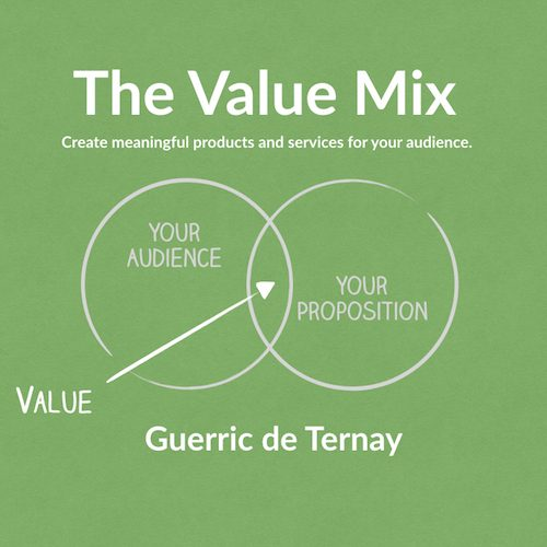 The Value Mix - Business book cover
